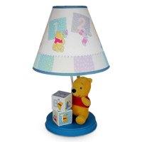 Winnie the Pooh Lamp - Walmart.com
