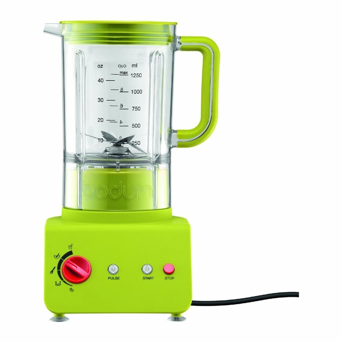 Bodum 11303-565US Bistro 5-Speed Electric Blender, 42-Ounce, Green