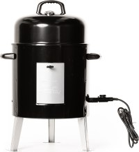 Masterbuilt Electric Bullet Charcoal Free Easy Automatic ...