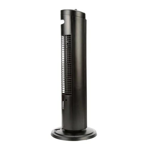 small resolution of mainstays 27 oscillating tower 3 speed fan model fz10 10nb black