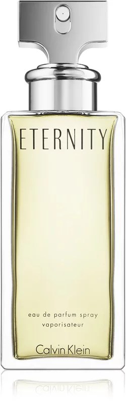 Calvin Klein Eternity Eau De Parfum Spray, Perfume for Women, 3.4 Oz