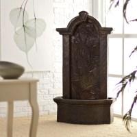 Kenroy Meadow Indoor/Outdoor Floor Water Fountain ...