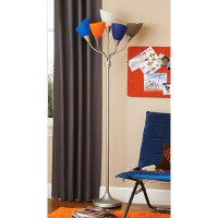 Your Zone 5 Light Medusa Floor Lamp - Walmart.com