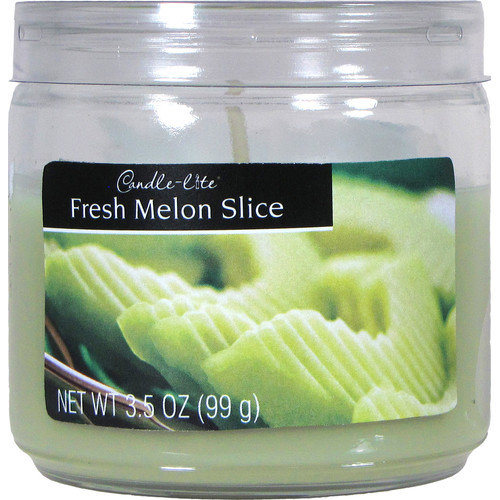 Fortune Products CandleLite Fresh Melon Slice Jar Candle