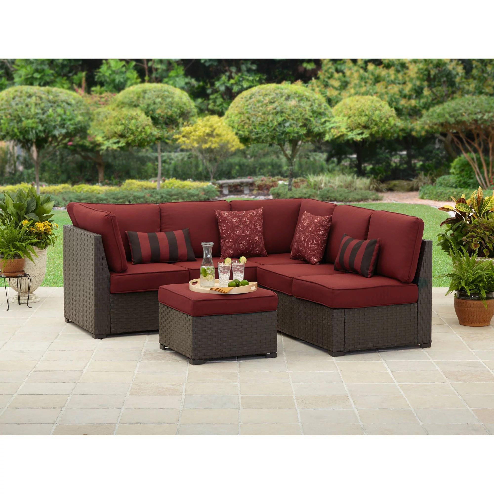 Bellini Home Garden Outdoor Sofas Walmart Com