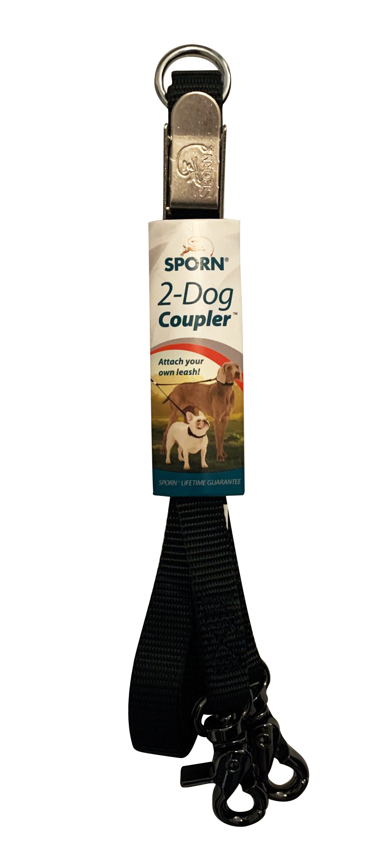 Yuppie Puppy Small To Extra Large 2 Dog Adjustable Coupler