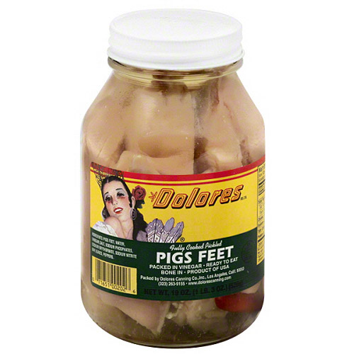 Pigs Feet Pickled 19 Oz pack Of 12 Walmartcom
