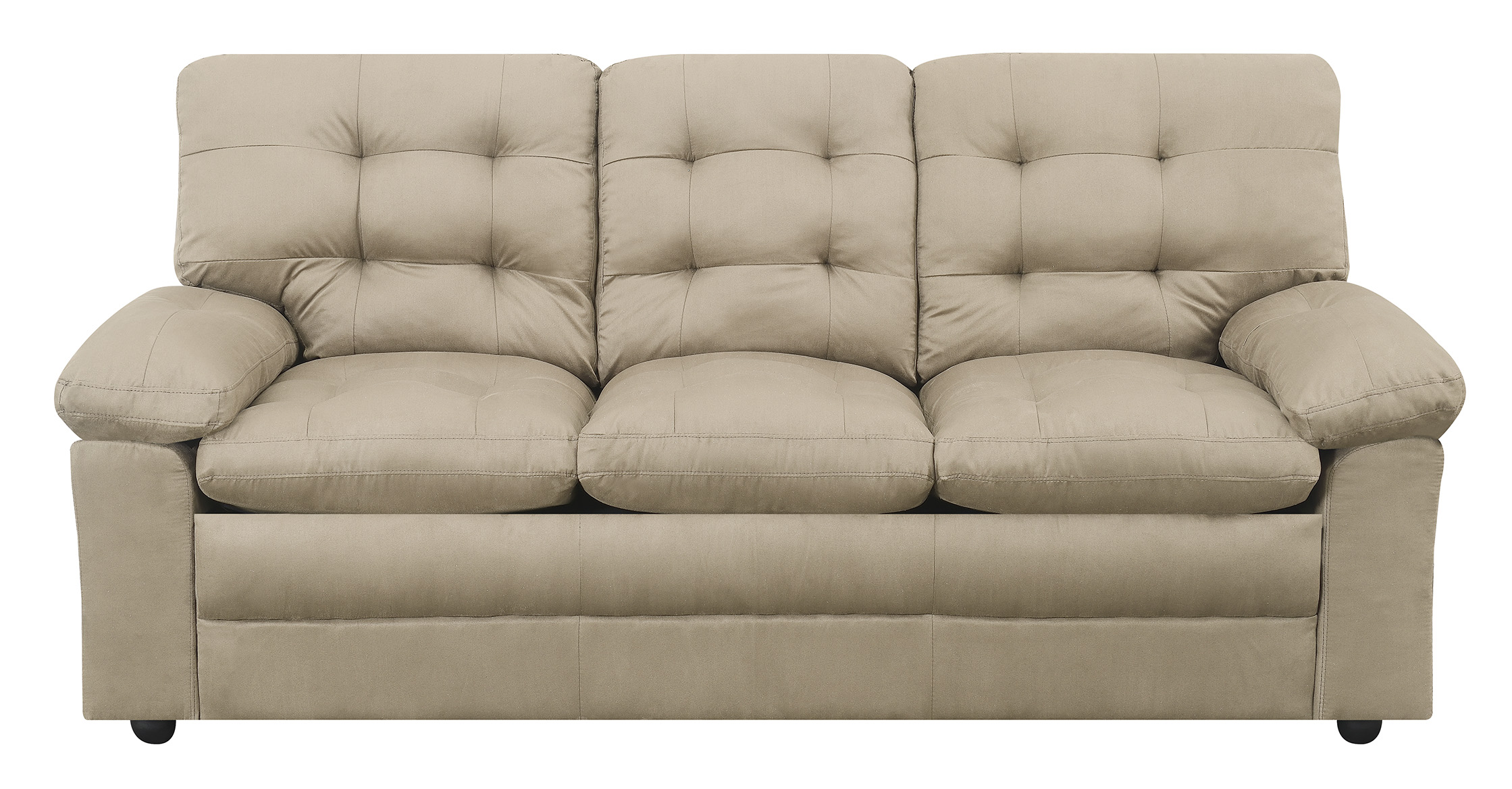 sofa foam padding sure fit stretch metro 2 piece slipcover mainstays buchannan soft couch taupe microfiber arm