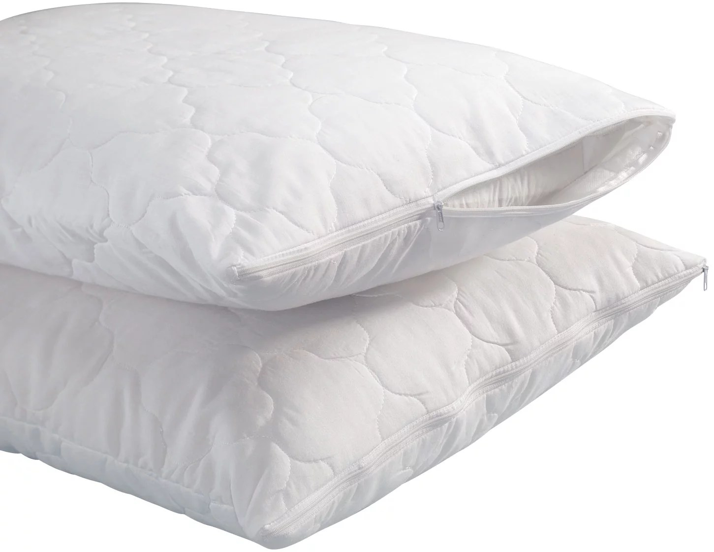 quilted pillow covers set 2