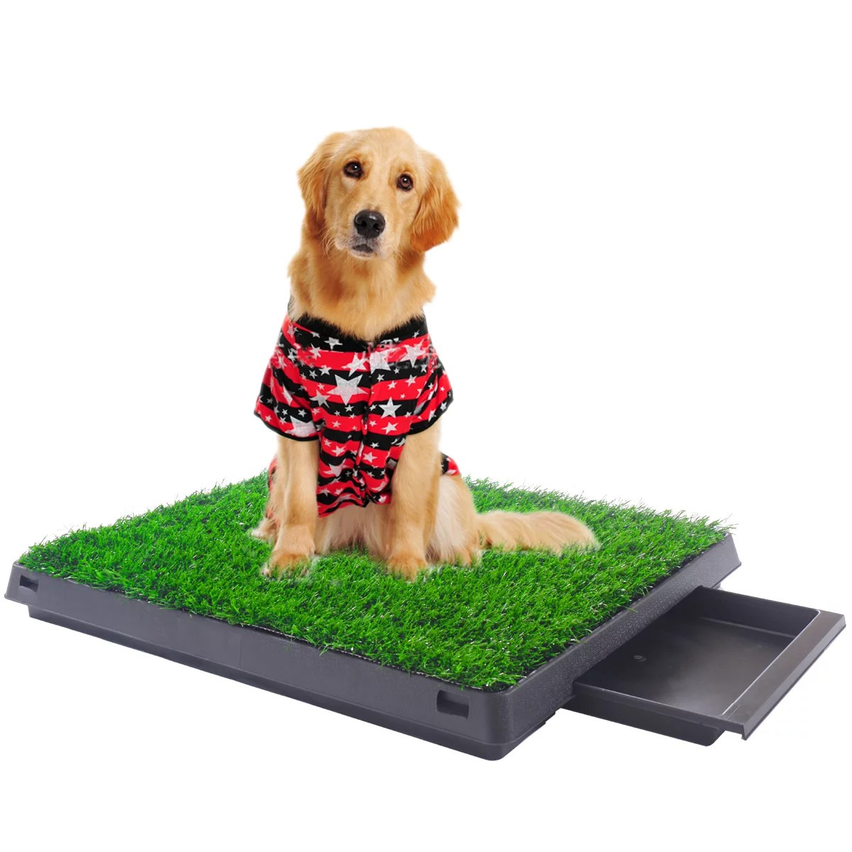 veryke artificial grass dog potty grass puppy potty trainer fake grass turf for dogs potty training area patio lawn decoration 25 x20