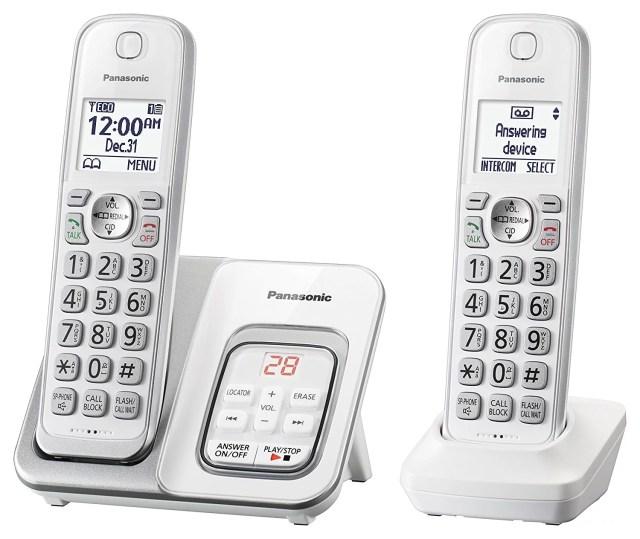 Telephone answering machines
