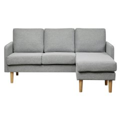 Gold Sectional Sofa Extra Large Chaise Sofas Sparrow Fernley Chambray Reversible Walmart Com