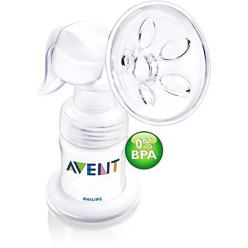Philips AVENT SCF310/20 BPA Free Manual Breast Pump ...