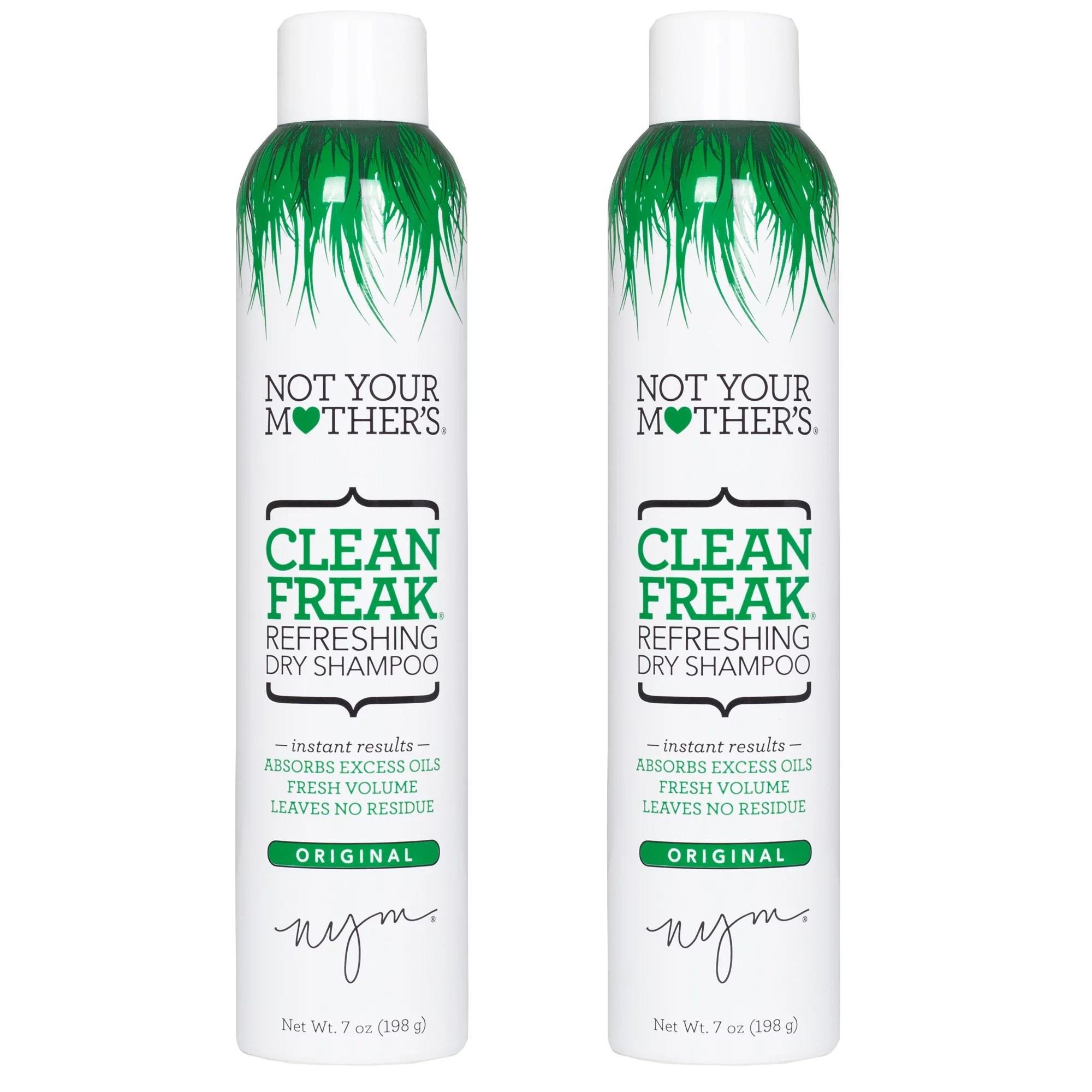Not Your Mother's Clean Freak Original Dry Shampoo 7 oz ...