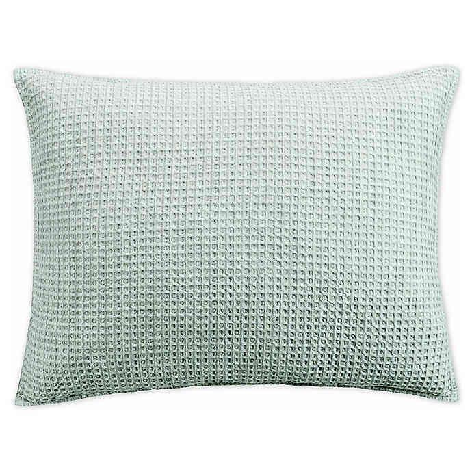 ugg olivia king pillow sham in blue walmart com