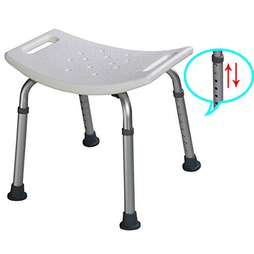 drive medical bathroom safety shower tub bench chair with back gray white rocking nursery