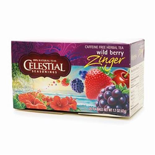 Celestial Seasonings Tea Caffeine Free Herbal Tea Wild