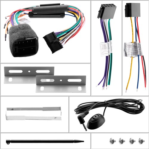 small resolution of boss car stereo wiring harness boss stereo wiring diagram bossboss audio wiring harness wiring diagram and