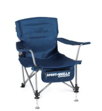 Sport-Brella Slopeside Chair, Navy Blue - Walmart.com