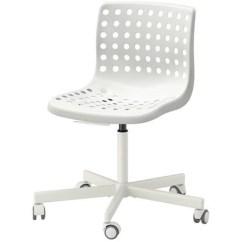 Ikea Swivel Chair Steel In Lucknow Skalberg Sporren White 14202 81120 610 Walmart Com