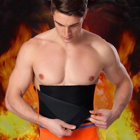 جديد الخصر فقدان الوزن المتقلب الدهون الموقد للتعديل التخسيس حزام النساء الرجال السود b50634fe c83f 4026 8acc 8f9e8f4b9ee6 1