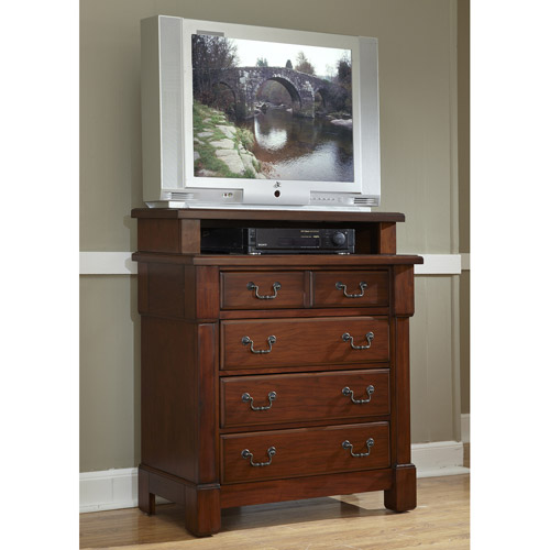 Home Styles The Aspen Collection Night Stand Rustic