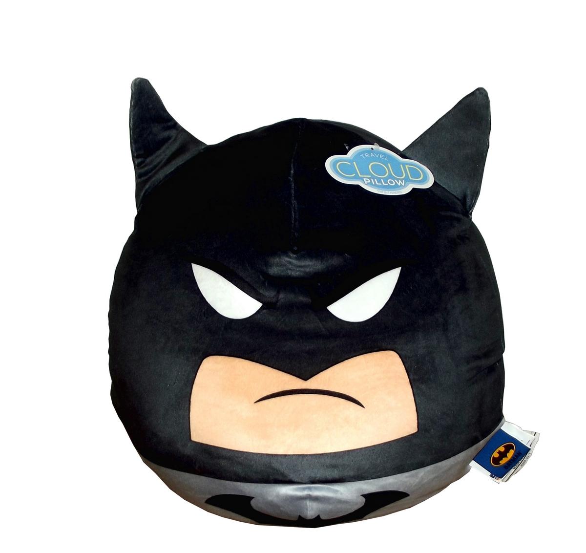 dc comics batman cloud pillow plush toy 14 inches