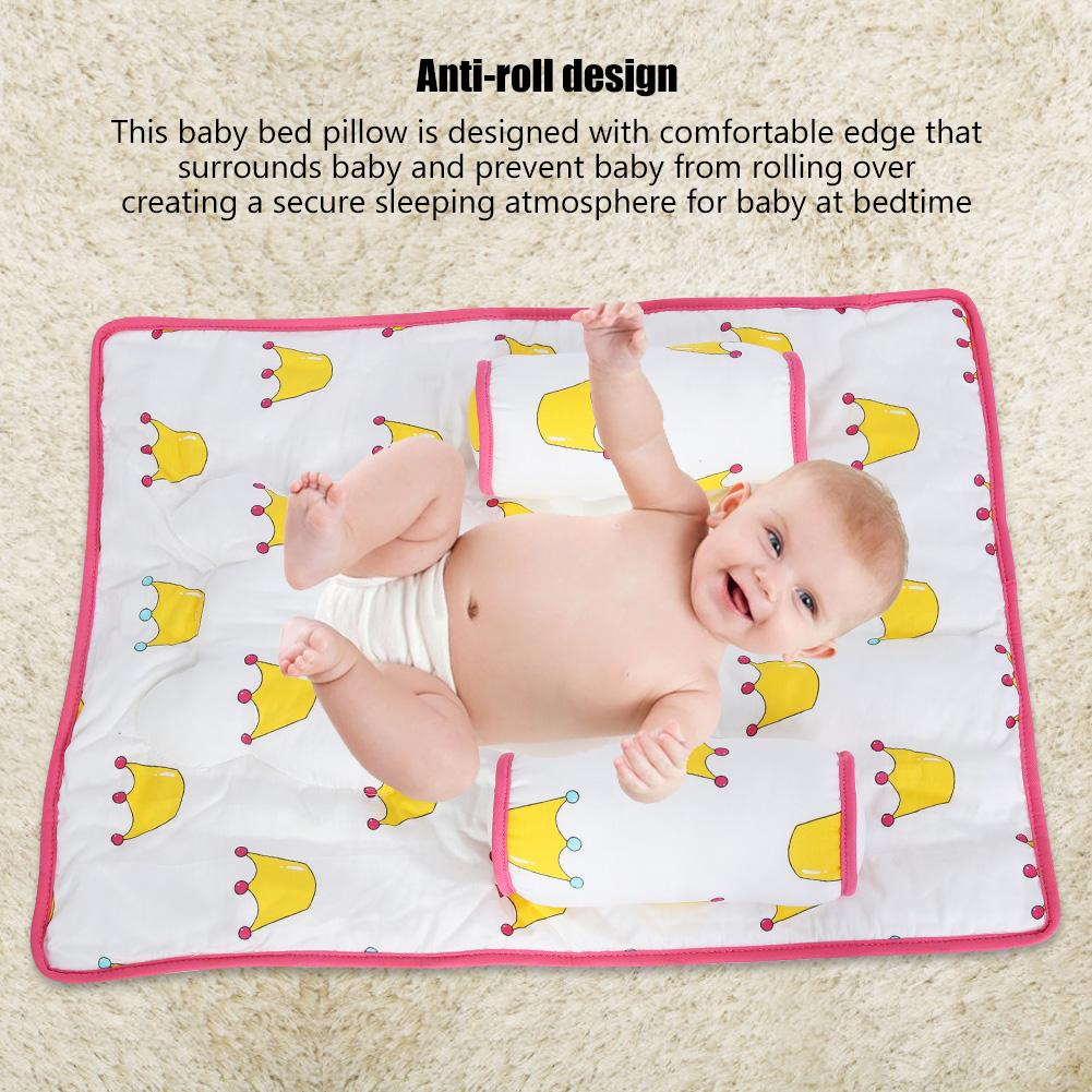 comfy infant baby shaping pillow pad