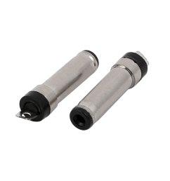 unique bargains 10pcs 35135tv165 3 5mmx1 35mm dc power adapter jack solder male barrel connector [ 1100 x 1100 Pixel ]
