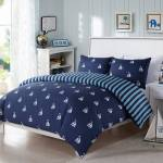 Multicolor Ambesonne Cartoon Bedspread Set Twin Size 2 Piece Decorative Quilted Coverlet With 1 Pillow Sham Vector Cute Ducks Frogs In A Lake Pond Trees Image Kids Nursery Design Artwork Bedspread