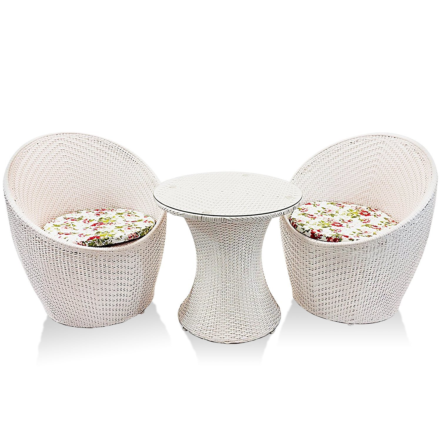 2 chairs and table rattan target dining gray dl furniture 1 combination round circle lounge chair plastic