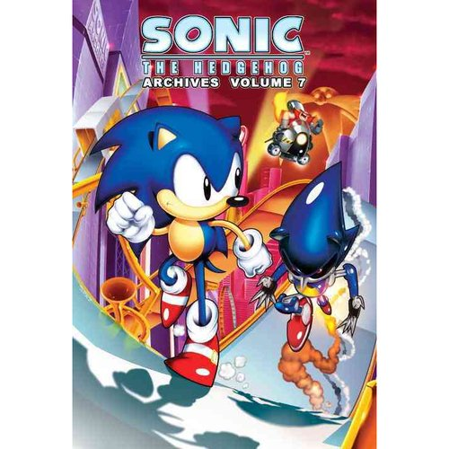 Sonic The Hedgehog Archives 7 Walmart