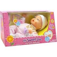 My Sweet Love Interactive Baby Doll - Walmart.com
