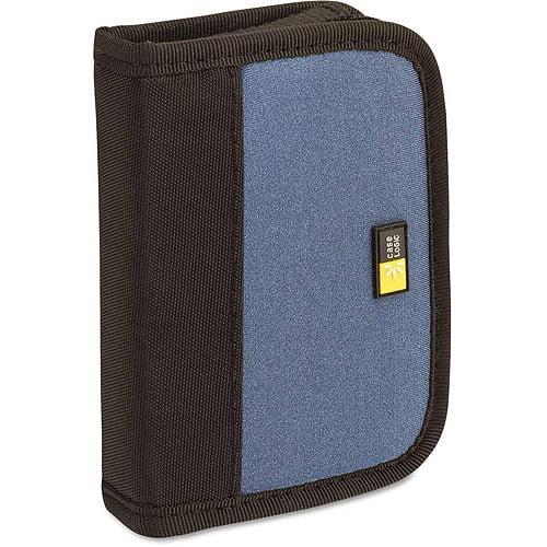 Case Logic USB Flash Drive Case For 6 Drives Blue