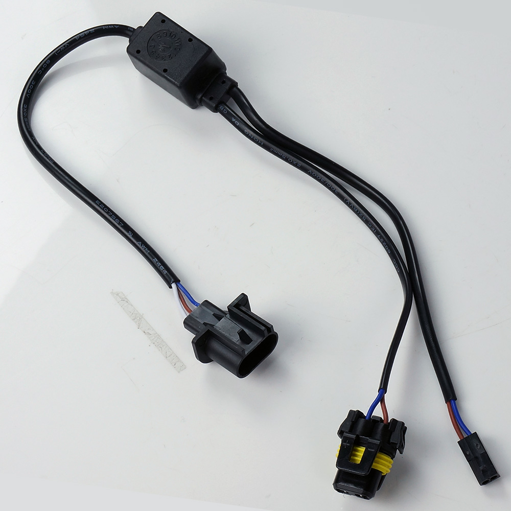 hight resolution of modifystreet 1pc easy relay wiring harness controller for h13 9008modifystreet 1pc easy relay wiring