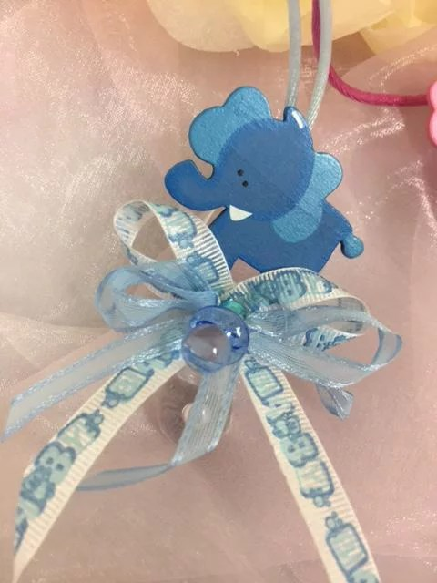 charmed elephant pacifier necklaces