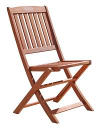 Glaser Folding Bistro Chair - Set of 2 - Walmart.com