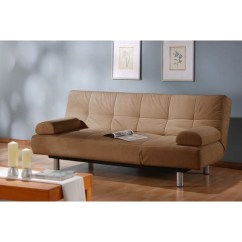 Atherton Home Soho Convertible Futon Sofa Bed And Lounger Sleeper Ikea ...
