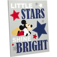Disney Mickey Mouse Reach for the Stars Wall Decor ...