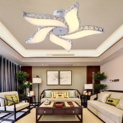 Living Room Ceiling Lights Modern Wall Colors For And Kitchen Chandelier Lighting Led Light With Lamp Dining White Source Warm Walmart
