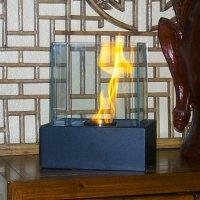 Nu-Flame Lampada Tabletop Fireplace - Walmart.com