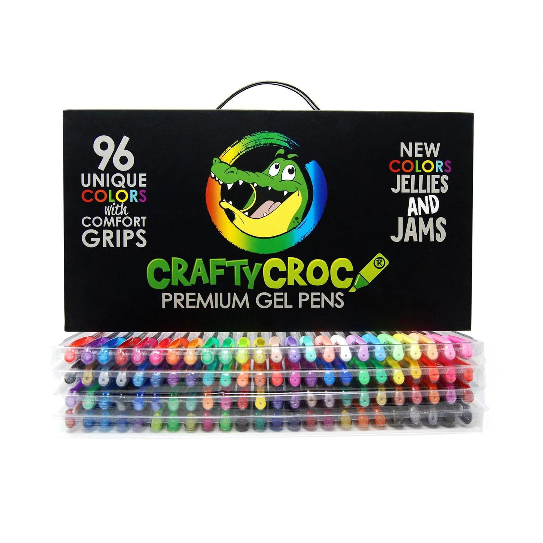 crafty croc premium gel