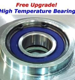 xtreme replacement pto clutch for ogura john deere z510a z520a z710a free bearing upgrade walmart com [ 1148 x 1102 Pixel ]