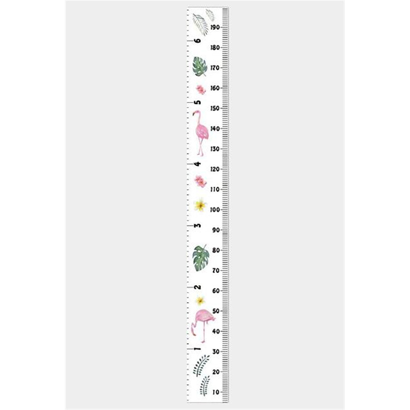 Baby child kids height ruler growth size chart measure wall sticker for room home decoration walmart also rh