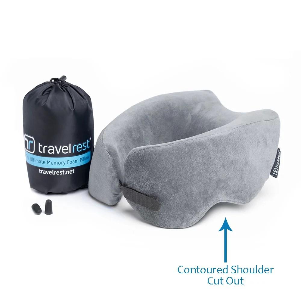 travelrest travel pillows walmart com