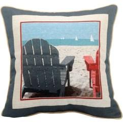 Adirondack Chairs Walmart Wedding For Rent Decorative Pillow - Walmart.com
