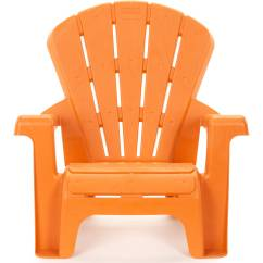 Orange Outdoor Chairs Patio Reclining Chair Arlington House Sturdy Stack Action Charcoal