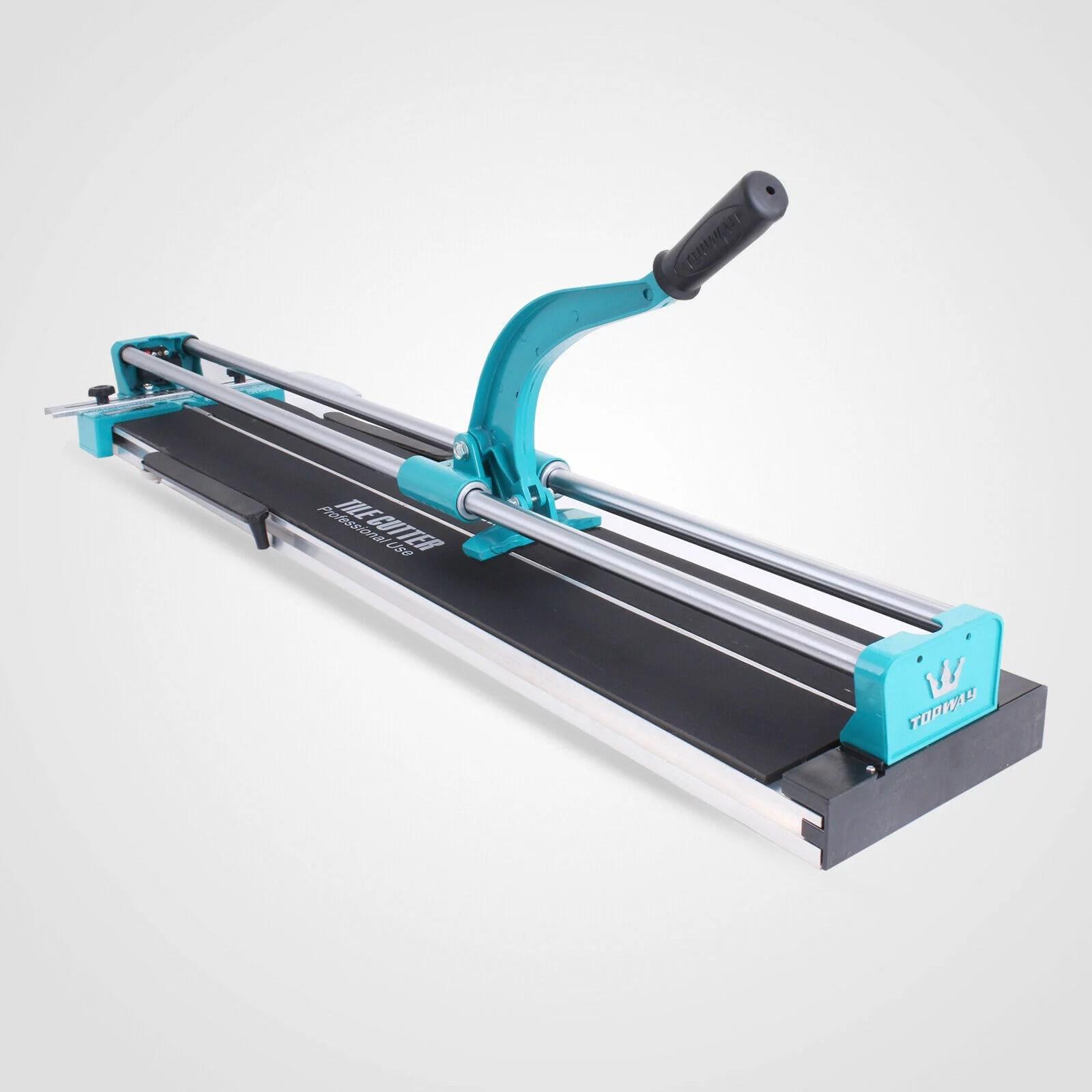 vevor 40 100cm manual tile cutter cutting machine steel porcelain laser guide
