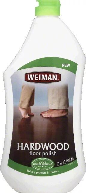 Weiman Floor Polish Hardwood  Walmartcom