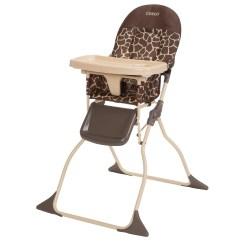 Zebra High Chair Kd Smart Singapore Cosco Simple Fold Quigley Walmart Com
